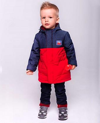 Куртка для мальчика ПД-3791