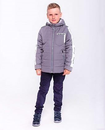 Куртка для мальчика ПД-3800